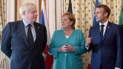 Macron anuncia un plan europeo contra los flujos de Afganistán