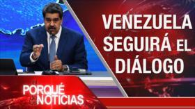 El Porqué de las Noticias: Conflicto afgano. Diálogos en Venezuela. Brasil: Gira de Lula