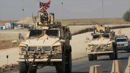 Atacan a tres caravanas de logística militar de EEUU en Irak