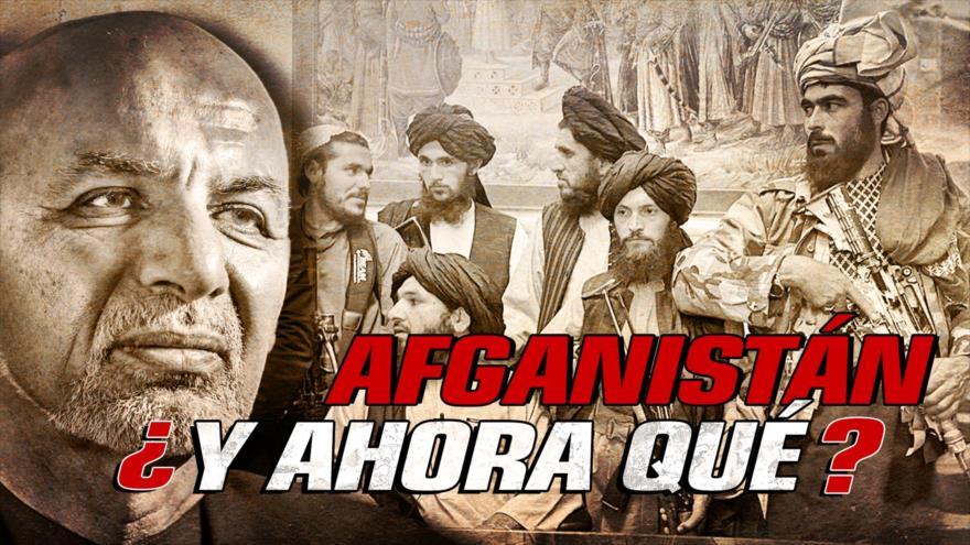Detrás de la Razón: Era Talibán en Afganistán ¿Y ahora qué?