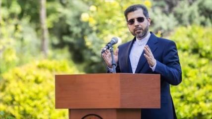 Irán afirma que sus actividades nucleares se ajustan a JCPOA y TNP
