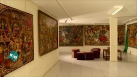 Irán: Ashura en exposición de arte