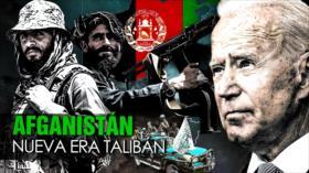 Detrás de la Razón: Talibán ante la comunidad internacional
