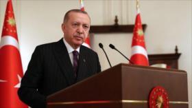 """Erdogan, abierto a """"aceptar"""" y """"cooperar"""" con Talibán"""