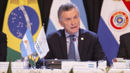 Argentina prueba rol de Macri en el golpe de Estado en Bolivia