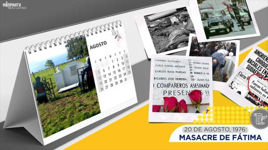 Esta semana en la historia: Masacre de Fátima