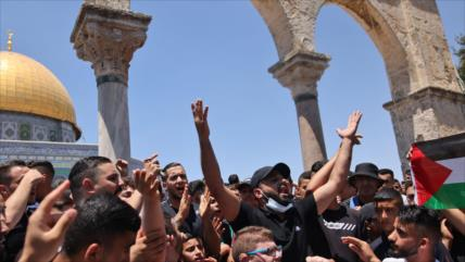HAMAS: Palestinos cortarán manos de los que ataquen Al-Aqsa