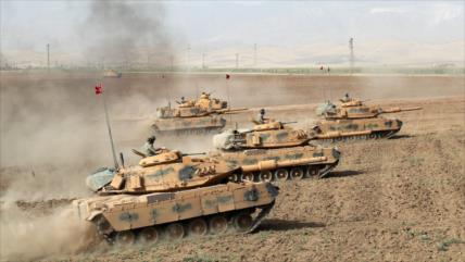 """Resistencia ve """"vergonzoso"""" silencio de Bagdad ante agresión turca"""