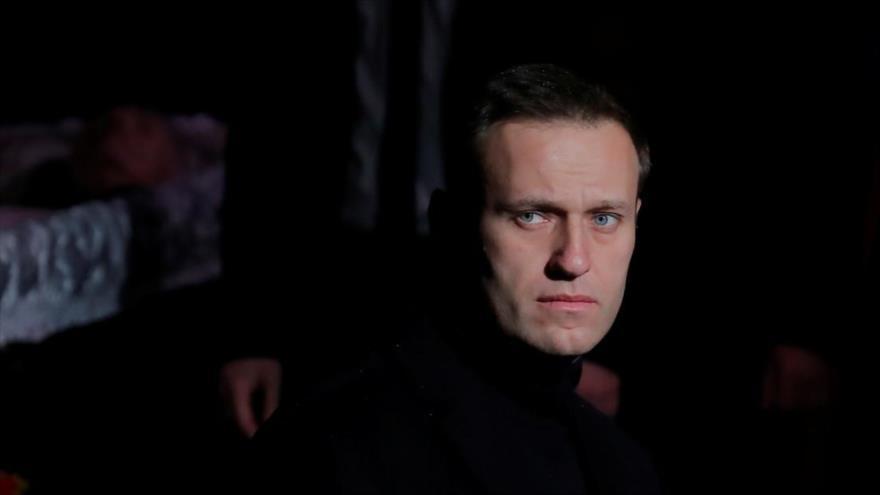 El opositor ruso Alexéi Navalni. (Foto: Reuters)