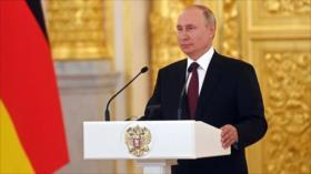 """Putin: Hay que dejar de construir """"democracias"""" en otros países"""