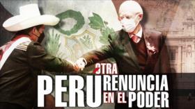 Detrás de la Razón: ¿Perú enfrenta más desestabilización gubernamental?