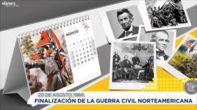 Esta semana en la historia: Finalización de la guerra civil norteamericana