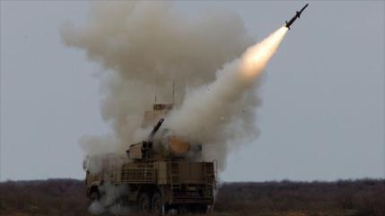 Israel fracasó en derribar misil sirio que perseguía a su caza