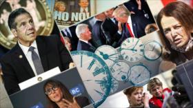 10 Minutos: Escándalos sexuales de EEUU