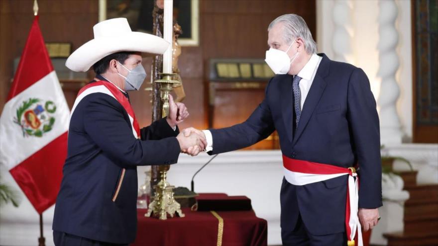 Vídeo: El exministro, Óscar Maúrtua, vuelve a ser canciller de Perú