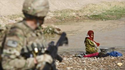 Preocupación por afganos desde EEUU, con tinte de hipocresía