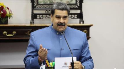 Maduro celebra cese de usurpación de Guaidó tras diálogos en México