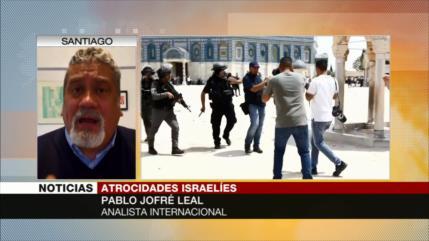 Jofré Leal: El régimen de Israel amenaza la paz del mundo