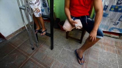 Minas antipersona cobran más vidas en el norte de Colombia