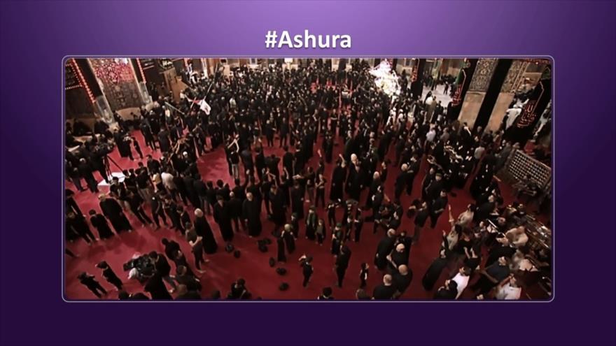 Etiquetaje: Los musulmanes, de luto por el Día de Ashura