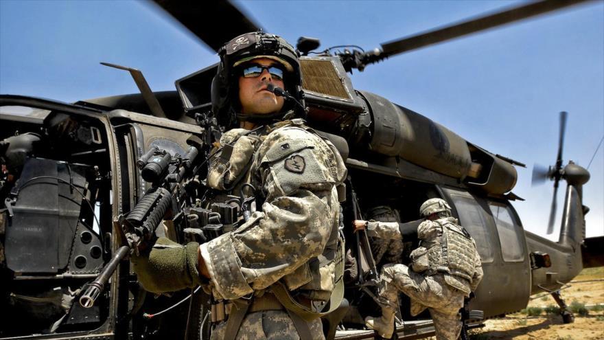 Militares de EE.UU. durante una misión en Irak. (Foto: US Army)