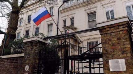Rusia a Londres: Deja confrontaciones o llegarán represalias