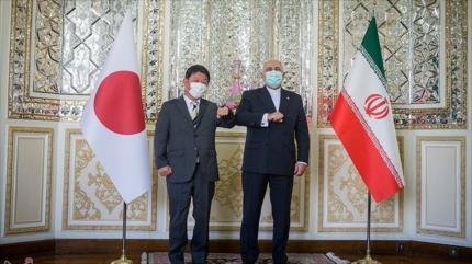 Irán y Japón discuten cómo apagar el incendio de EEUU en Afganistán