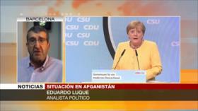 Talibán reina en Afganistán, ¿cómo fue posible?; analiza Luque