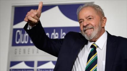Corte brasileña anula una denuncia de corrupción contra Lula