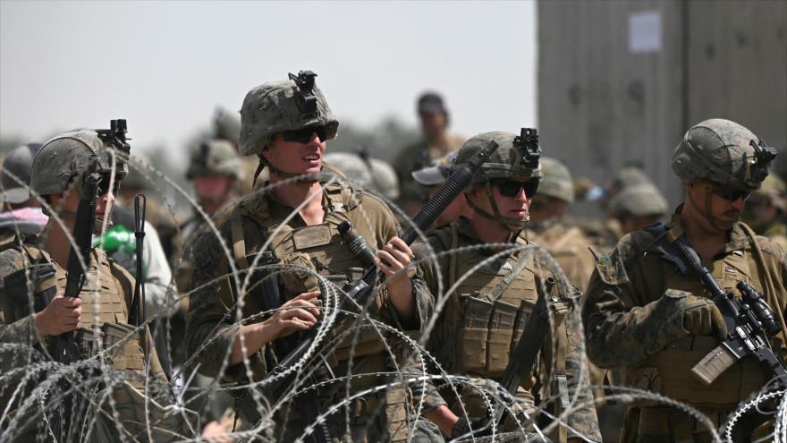 Talibán alerta a EEUU de consecuencias si prolonga su retirada