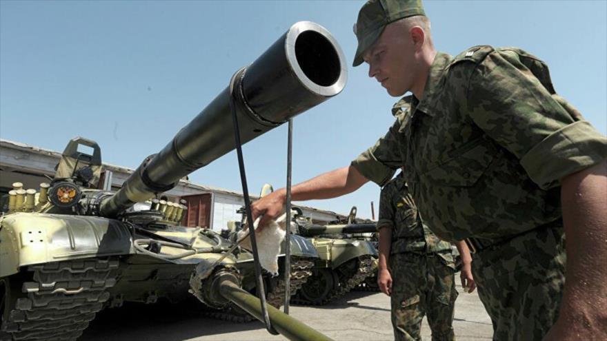 Rusia, dispuesta a suministrar armas a los países vecinos   HISPANTV