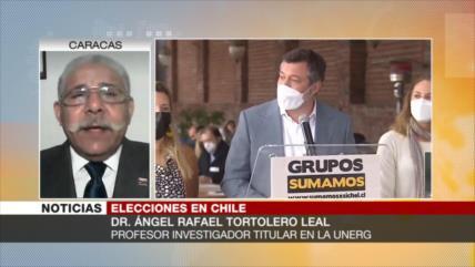 """Leal: Chile tras """"un trasnocho neoliberal"""" entra en una nueva era"""