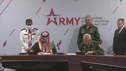 EEUU en zozobra: Arabia Saudí amplía cooperación militar con Rusia