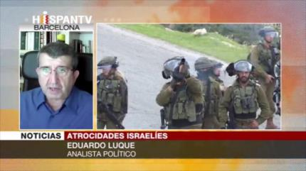 'Occidente, cómplice de genocidio de palestinos, armando a Israel'