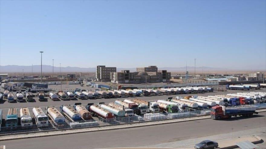 Irán reanuda el comercio con Afganistán con miras hacia el futuro   HISPANTV