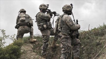 EEUU dice haber matado a lugarteniente de Daesh en Afganistán