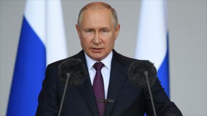 """Putin """"ha aprendido la lección""""; no intervendrá en Afganistán"""