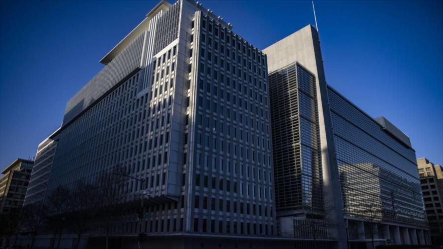 Sede del Banco Mundial (BM), situada en Washington D.C., capital de EE.UU.