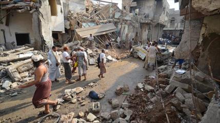 Yemen denuncia que EEUU negocia con sufrimiento del pueblo yemení