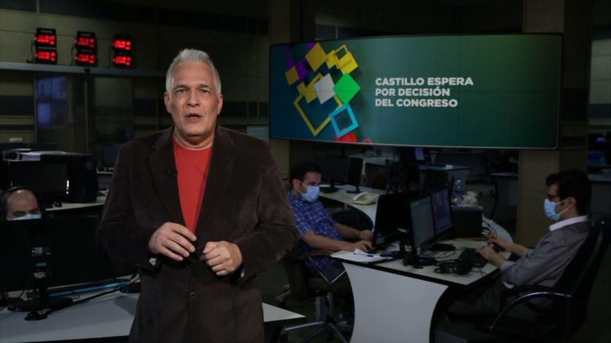 Buen día América Latina: Castillo espera por decisión del congreso