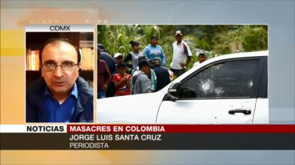 Santa Cruz: Amnistia general de Uribe no beneficia a guerrilleros