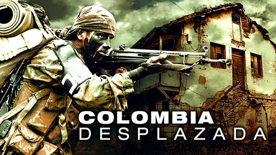 Detrás de la Razón: Desplazados; la otra Colombia
