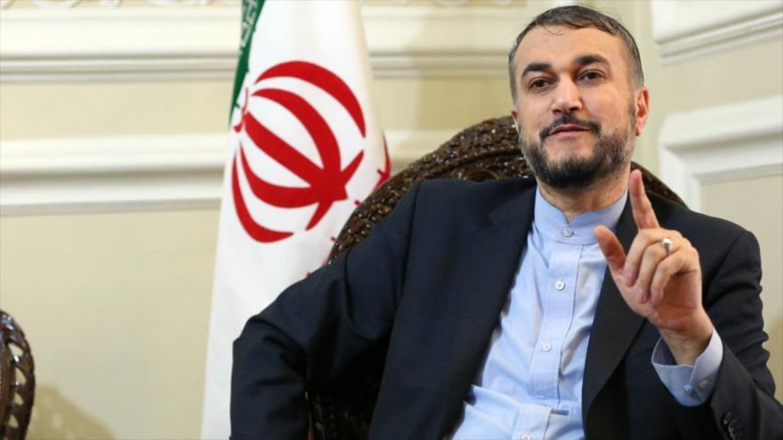 Nuevo canciller iraní, Hosein Amir Abdolahian.