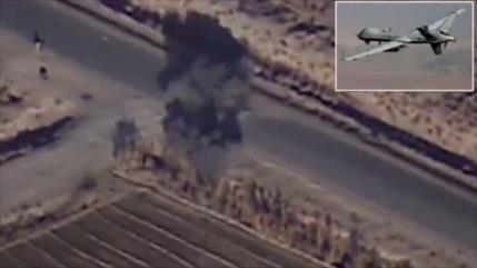 Pilotos de EEUU filtran imágenes de sus asesinatos en Afganistán
