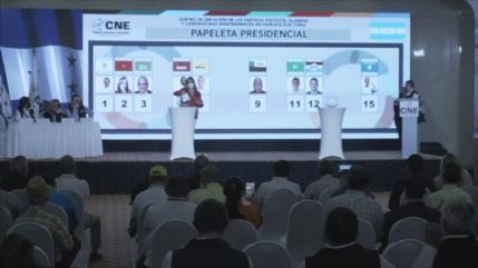 Múltiple oferta de candidatos presidenciales en Honduras