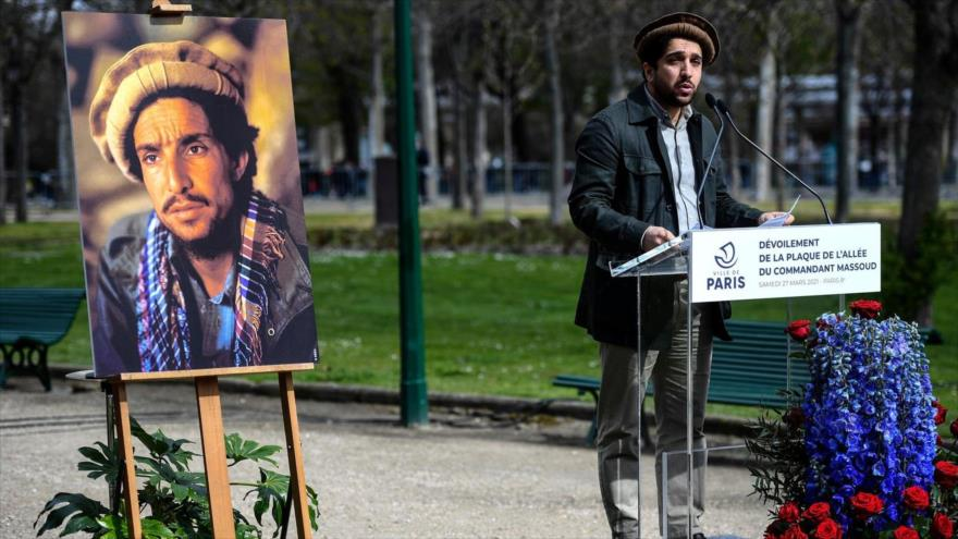 Hijo resistente del exmando afgano promete apoyar a todo el país   HISPANTV