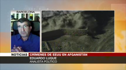 Luque: EEUU actuó como una fuerza ocupante en Afganistán