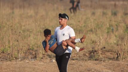 UNRWA denuncia uso de fuerza letal por Israel contra palestinos