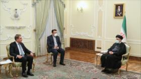 Irán: Presencia de EEUU en la región no trae paz sino problemas