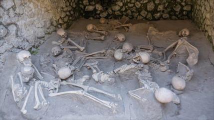Estudio revela dieta distinta de hombres y mujeres en antigua Roma